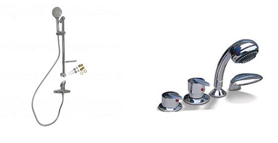 Выбираем смесители Тритон для душевых кабин и акриловых ванн