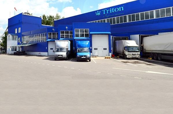 Сантехника российского завода-производителя Triton 1