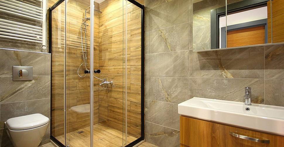 Как установить душевую кабину без поддона: реконструкция напольного покрытия в ванной